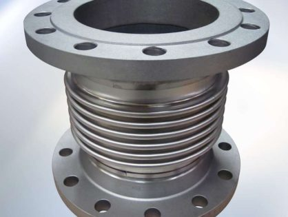 RUBBER & METAL EXPANSION JOINT